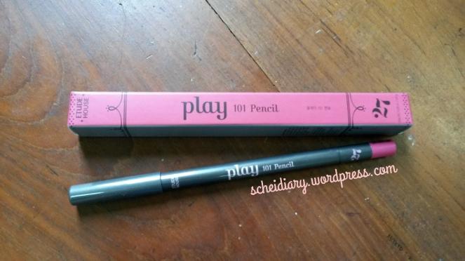 101 pencil makeup shade #27