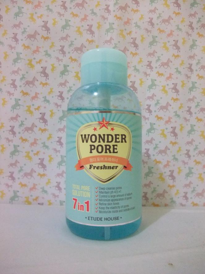 Etude House Wonder Pore Freshner 10 in 1