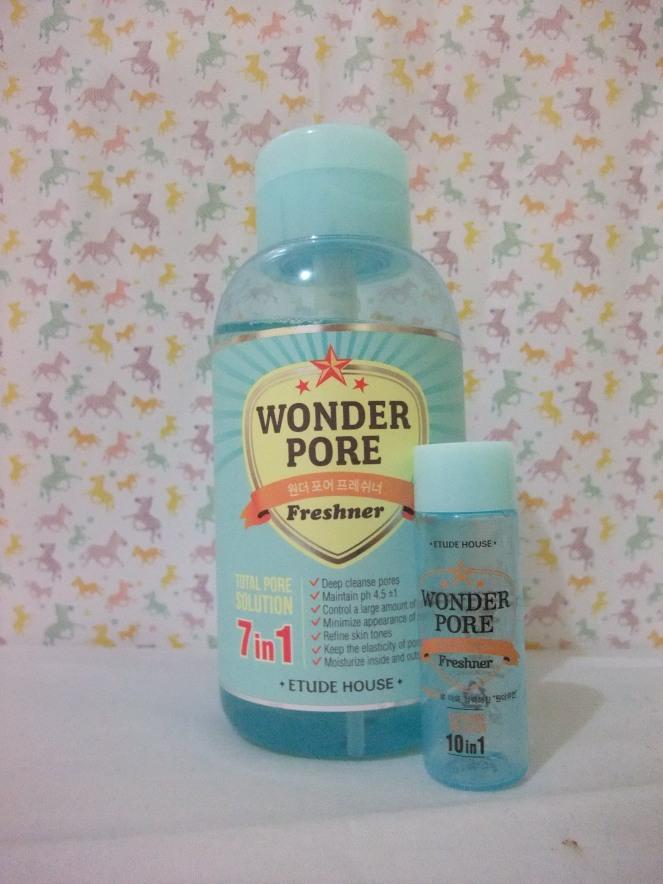 Etude House Wonder Pore Freshner 10-in-1 vs Etude House Wonder Pore Freshner 7-in-1