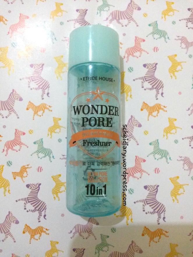 Etude Wonder Pore Freshner 10 in 1