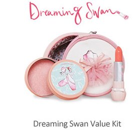 Etude Dreaming Swan Value Kit