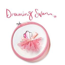 Etude Dreaming Swan Mini Pouch