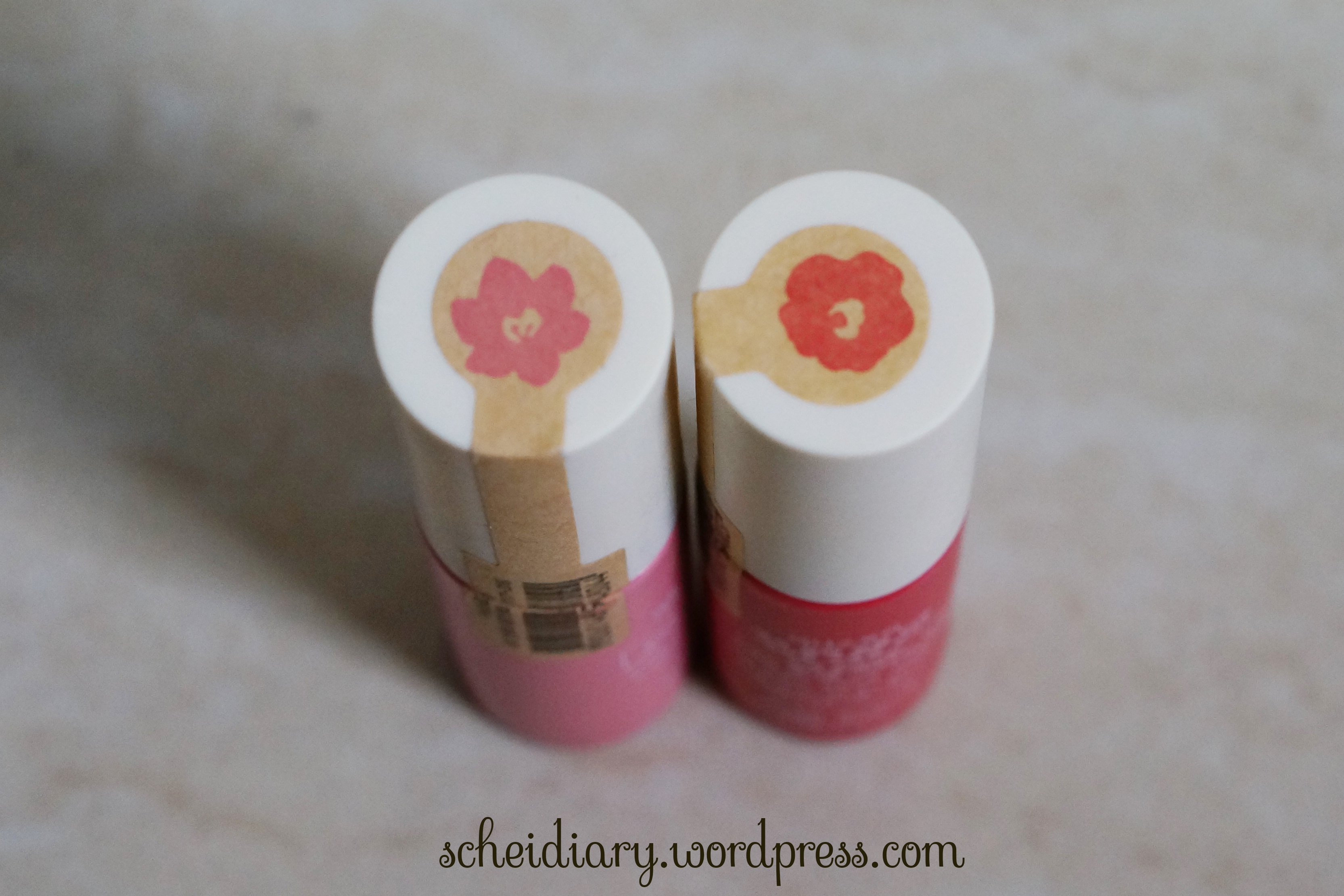 Innisfree Eco Flower Lip Tint eco camelia & eco azalea Review – Scheiwe
