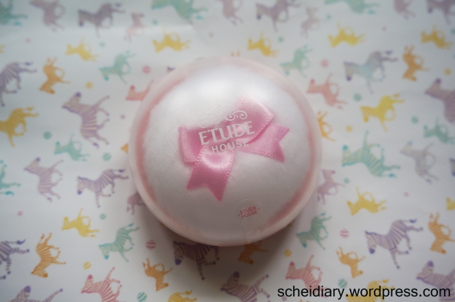 Etude House Lovely Cookie Blusher in Grapefruit Jelly (#6) Review