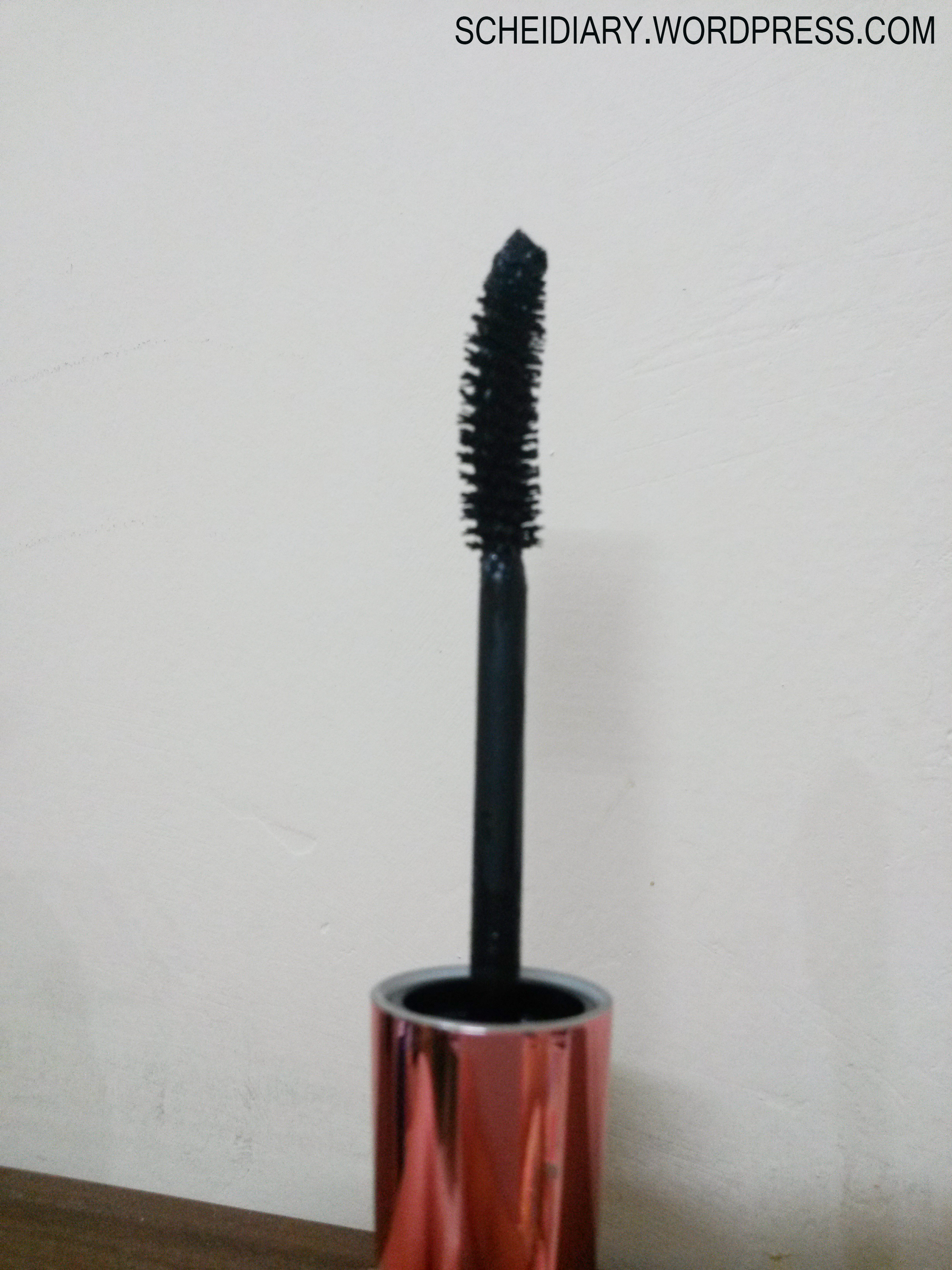 Maybelline Hypercurl Volume Express Mascara Review Swatches Hyper Curl 20150523 222055