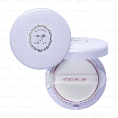 Etude House Magic Lavender Any cushion