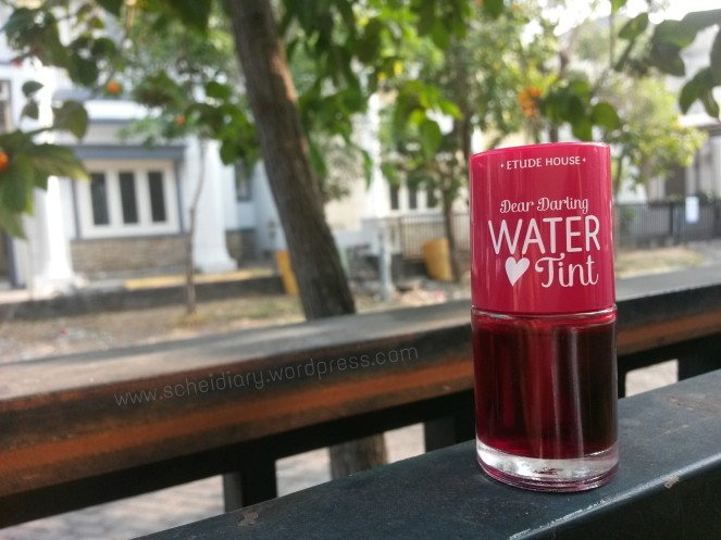 Etude House Dear Darling Water Tint in 02 Cherry Ade